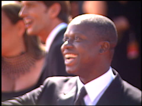 Andre Braugher at the 2000 Emmy Awards at the Shrine Auditorium in Los Angeles California on September 10 2000