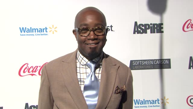 Andre Harrell at 'ASPiRE' Television Network Launch Event at Cipriani 42nd Street on June 27 2012 in New York New York