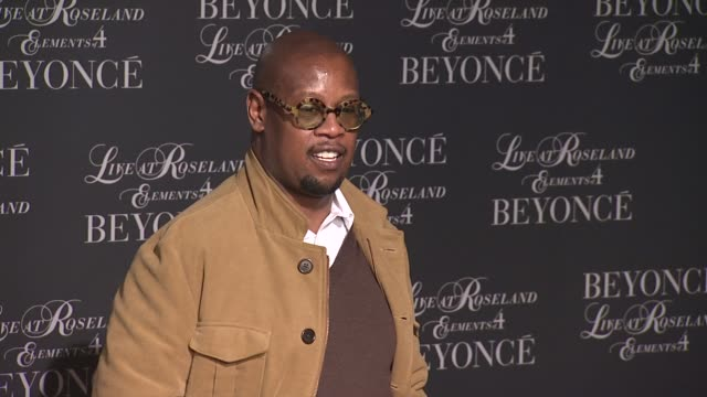 Andre Harrell at the Beyonce Hosts A Screening Of 'Live At Roseland The Elements Of 4' at New York NY