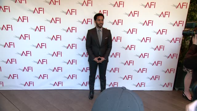 andre holland at 2015 afi awards luncheon at the four seasons hotel on january 09, 2015 in beverly hills, california. - four seasons hotel stock videos & royalty-free footage