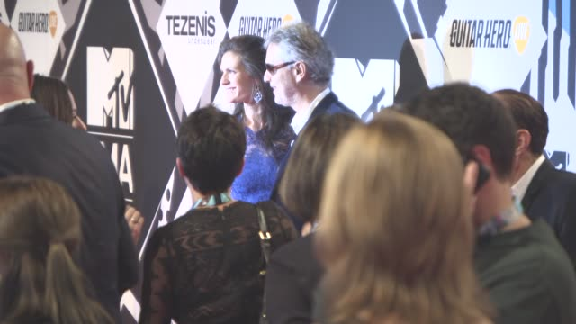 vidéos et rushes de andrea bocelli at mtv europe music awards on october 25 2015 in milan - andrea bocelli