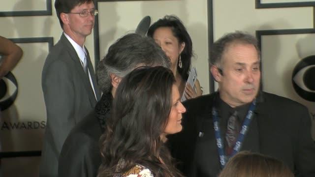 vidéos et rushes de andrea bocelli at the 50th annual grammy awards at los angeles california - andrea bocelli