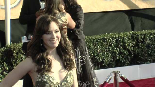 Andrea Bowen at the 15th Annual Screen Actors Guild Awards Part 4 at Los Angeles CA