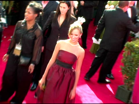 Andrea Bowen at the 2005 Emmy Awards at the Shrine Auditorium in Los Angeles California on September 18 2005