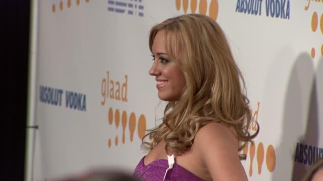 Andrea Bowen at the 20th Annual GLAAD Media Awards at Los Angeles CA
