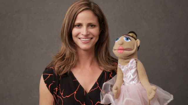 Andrea Savage creator of TruTV's 'I'm Sorry' is photographed for Entertainment Weekly Magazine on June 9 2017 in Austin Texas