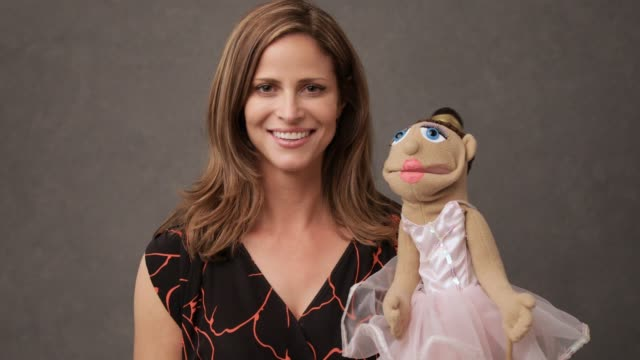 Andrea Savage creator of TruTV's 'I'm Sorry' is photographed for Entertainment Weekly Magazine at the 2017 ATX Television Festival Cinemagraphs in...