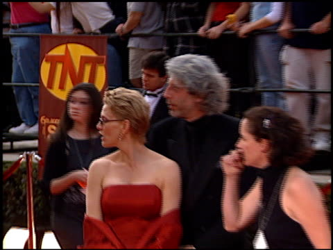 andrea thompson at the 2000 screen actors guild sag awards arrivals at the shrine auditorium in los angeles, california on march 12, 2000. - shrine auditorium stock videos & royalty-free footage