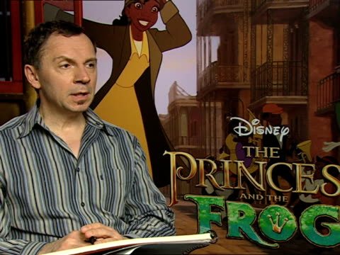andreas deja on how he was the only 2d animator left at disney, and how john lasseter's arrival at disney changed everything, on how many of the 2d... - animator stock videos & royalty-free footage