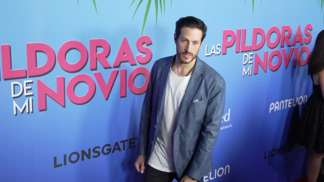 andres h alcocer at the las pildoras de mi novio premiere at arclight hollywood on february 18 2020 in hollywood california - arclight cinemas hollywood stock videos & royalty-free footage