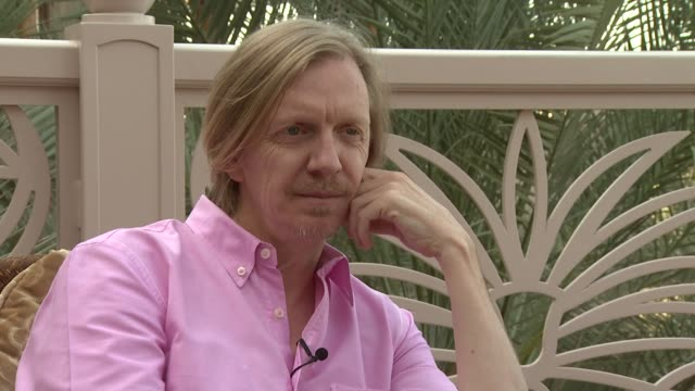 Andrew Adamson on the film being a very ambitious project to take on at the 2012 Dubai International Film Festival Cirque du Soleil Interviews at...