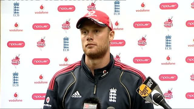 andrew flintoff announces international retirement press conference england london lords ext andrew flintoff press conference sot discusses his... - international match stock videos & royalty-free footage