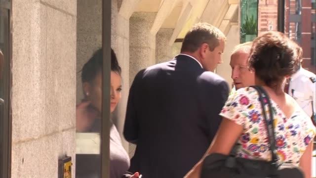 andrew harper manslaughter: superintendent stuart blaik statement on sentencing; england: london: old bailey: ext superintendent stuart blaik along... - desktop pc stock videos & royalty-free footage