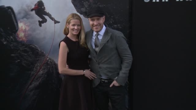 stockvideo's en b-roll-footage met andrew lockington at the san andreas los angeles world premiere at tcl chinese theatre on may 26 2015 in hollywood california - mann theaters