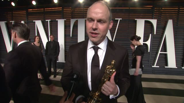 andrew lockley at the 2015 vanity fair oscar party hosted by graydon carter at the wallis annenberg center for the performing arts on february 22,... - oscar party stock videos & royalty-free footage