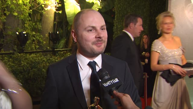 andrew lockley on the vanity fair oscar party at the 2011 vanity fair oscar party arrivals at hollywood ca - vanity fair oscar party stock videos & royalty-free footage