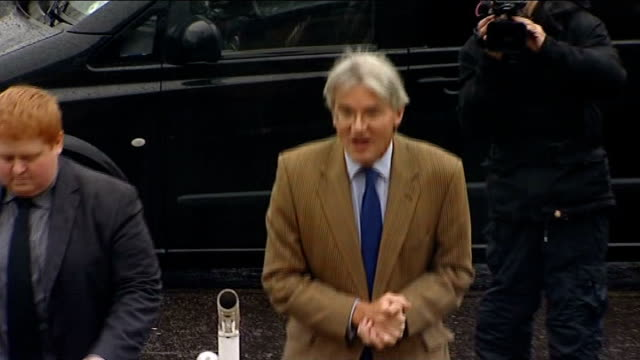Andrew Mitchell 'plebgate inquiry evidence handed to Crown Prosecution Service Sutton Coldfield Andrew Mitchell arriving for visit to Sutton...