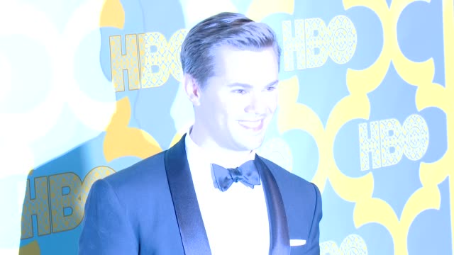 Andrew Rannells at the HBO's Post 2015 Golden Globe Awards Party at The Beverly Hilton Hotel on January 11 2015 in Beverly Hills California