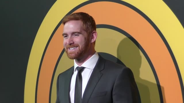 andrew santino at the premiere of showtime's 'i'm dying up here' arrivals on may 31 2017 in los angeles california - showtime video stock e b–roll