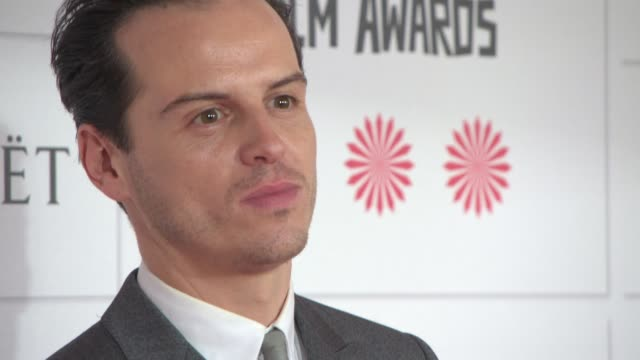 Andrew Scott at The Moet British Independent Film Awards 2014 at Old Billingsgate Market on December 07 2014 in London England