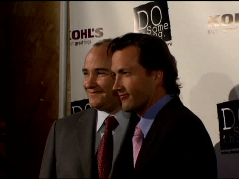 Andrew Shue and guest at the 2006 BRICK Awards from Do Something in Celebration of Young Social Entrepreneurs and Celebrity and Corporate...
