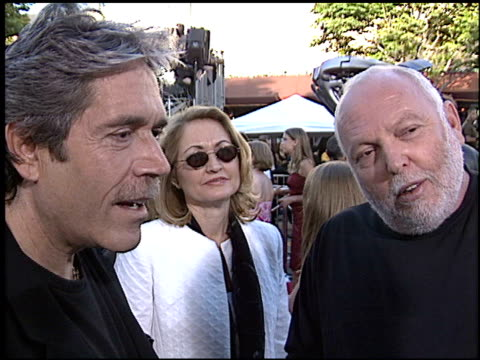 andrew vajna at the 'terminator 3: rise of the machines' premiere on june 30, 2003. - terminator 3: rise of the machines stock videos & royalty-free footage
