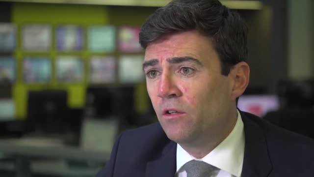 andy burnham, ex-mp and mayor of greater manchester, says that whilst the nhs contaminated blood scandal 'belongs to a different era', there is a... - rnaウイルス点の映像素材/bロール