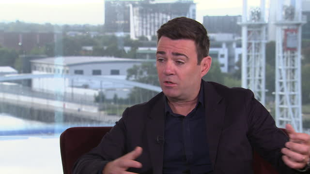 andy burnham saying the manchester arena bombing had an impact on greater manchester police - party social event stock videos & royalty-free footage
