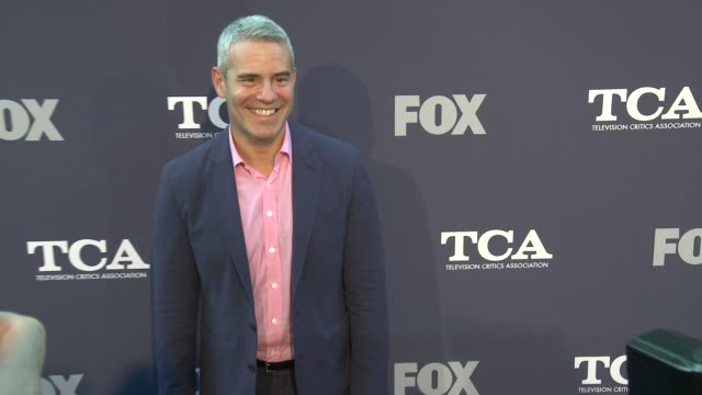Andy Cohen at the FOX Summer TCA 2018 AllStar Party at Soho House on August 02 2018 in West Hollywood California