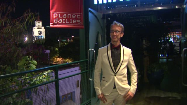 vídeos de stock, filmes e b-roll de andy dick at dancers and their star partners party at mixology101 celebrating the final shows of this season of dancing with the stars on 5/20/13 in... - andy dick