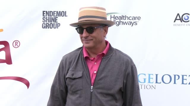 Andy Garcia at Lakeside Golf Club on May 04 2015 in Toluca Lake California