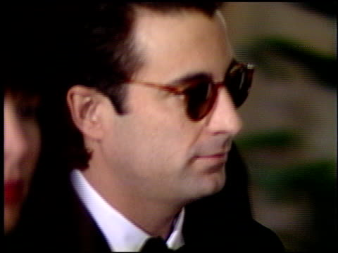 Andy Garcia at the 1991 Golden Globe Awards at the Beverly Hilton in Beverly Hills California on January 19 1991