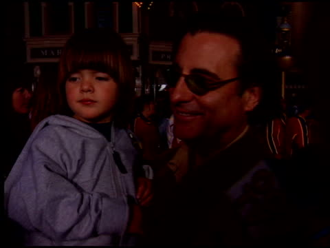 Andy Garcia at the 50th Anniversary of Disneyland at Disneyland in Anaheim California on May 4 2005