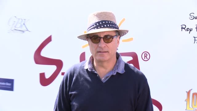 Andy Garcia at The 7th Annual George Lopez Celebrity Golf Classic Presented By Sabra Salsa at Lakeside Golf Club on May 05 2014 in Toluca Lake...