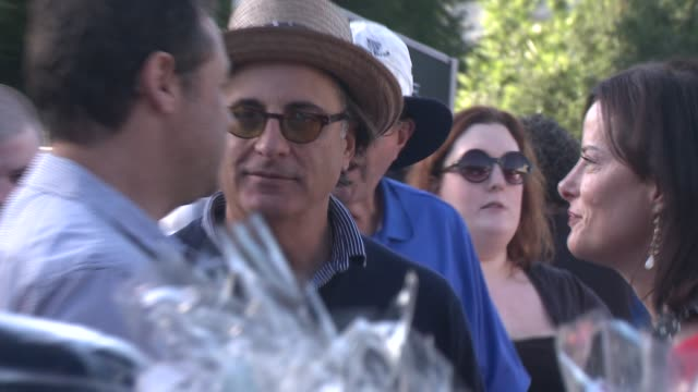 Andy Garcia at The 7th Annual George Lopez Celebrity Golf Classic Presented By Sabra Salsa in Los Angeles CA