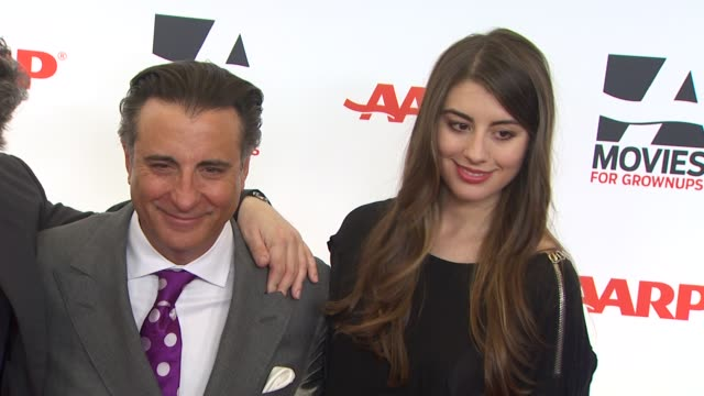 Andy Garcia at the AARP The Magazine's 10th Annual Movies For Grownups Awards at Beverly Hills CA