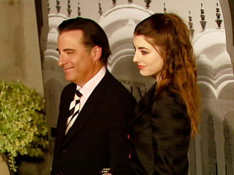 andy garcia at the giorgio armani celebrates 'the oscars' with exclusive prive show at beverly hills california. - exklusiv stock-videos und b-roll-filmmaterial