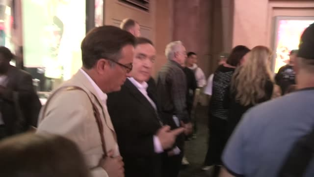 Andy Garcia departs Wreck It Ralph Premiere in Hollywood at Celebrity Sightings in Los Angeles Andy Garcia departs Wreck It Ralph Premiere in Hol on...
