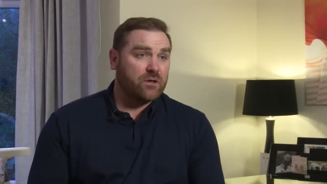 andy goode saying premiership rugby needs to take a stance against saracens for repeated financial breaches - standing stock videos & royalty-free footage