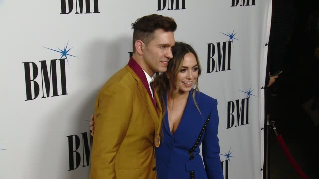 Andy Grammer at 66th Annual BMI Pop Awards in Los Angeles CA