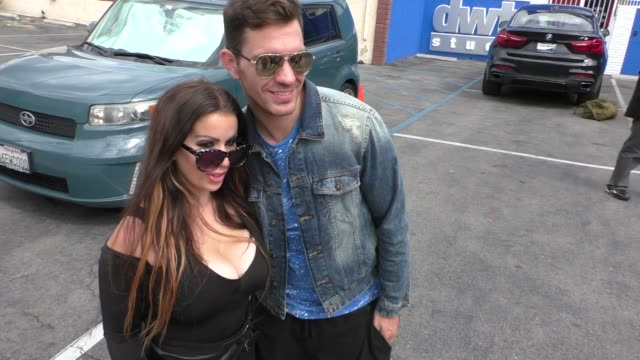 Andy Grammer at Dancing With The Stars Rehearsal Studio in Hollywood on October 04 2015 in Los Angeles California