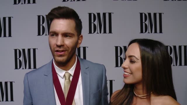 INTERVIEW Andy Grammer on what it means to receive this recognition from BMI the most rewarding part of songwriting and his advice for aspiring...