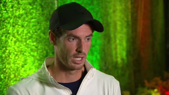 Andy Murray interview after losing at the Australian Open says 'I want to finish playing tennis at Wimbledon I love playing but I can't do it with...