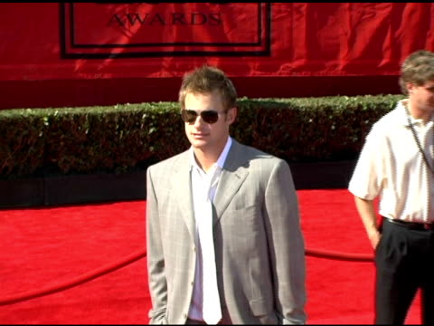 andy roddick at the 13th annual espy awards arrivals at the kodak theatre in hollywood california on july 13 2005 - andy roddick stock videos and b-roll footage