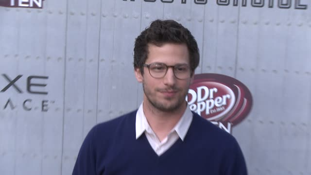 Andy Samberg at Spike TV's Guys Choice 2014 at Sony Pictures Studios on June 07 2014 in Culver City California