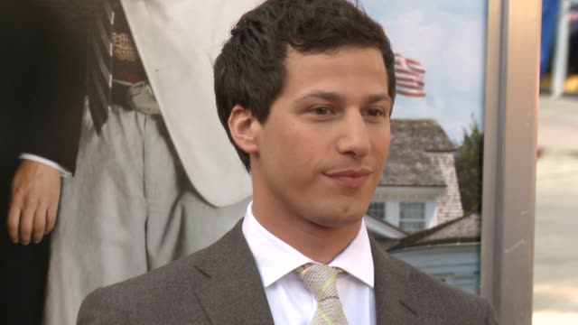 Andy Samberg at That's My Boy Los Angeles Premiere Andy Samberg at Regency Village Theatre on June 04 2012 in Westwood California