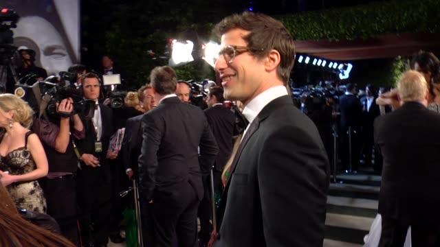 Andy Samberg at The 2013 Vanity Fair Oscar Party Hosted By Graydon Carter Andy Samberg at The 2013 Vanity Fair Oscar Party at Sunset Tower on...