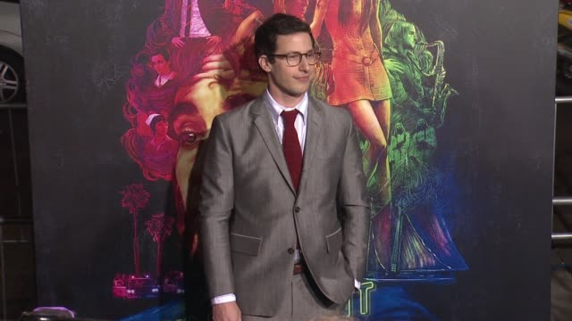 Andy Samberg at the Inherent Vice Los Angeles Premiere at TCL Chinese Theatre IMAX on December 10 2014 in Hollywood California
