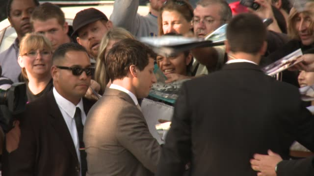 Andy Samberg at the That's My Boy Premiere Andy Samberg at Regency Village Theatre on June 04 2012 in Westwood California