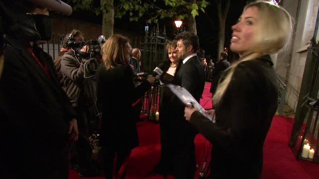 andy serkis at the 54th bfi london film festival awards at london england. - andy serkis stock videos & royalty-free footage